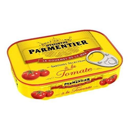 Parmentier sardines tomate 1/6 135g - ( Prix Unitaire ) - Envoi Rapide Et Soignée