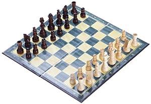 Philos - 2706.0 - Set d'échecs - Standard - Case de 30 mm