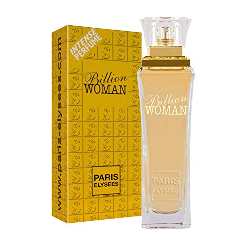 Billion Woman Eau de toilette 100 ml Parfum Femme Paris Elysees