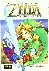 The legend of Zelda, Ocarina of time 2 (CÓMIC MANGA)