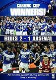 Birmingham City 2 Arsenal 1 - Carling Cup Final 2011 [DVD] [Reino Unido]