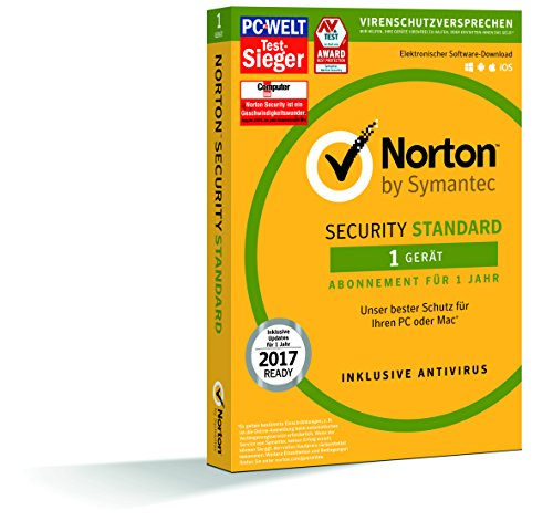 Norton Security Standard (1 Gerät) ? Download [...