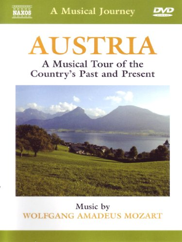 Naxos Scenic Musical Journeys Austria A Musical Tour of the City's Past and Present