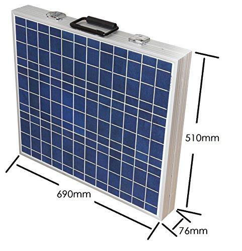 eco de worthy panneau solaire 12 v polycristallin pour photovolta que portable pour camping. Black Bedroom Furniture Sets. Home Design Ideas