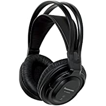 Panasonic RP-WF830E-K - Auriculares de diadema cerrados inalámbricos, negro