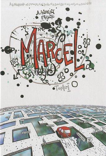 Marcel, Tome 1 : par Alain Auderset