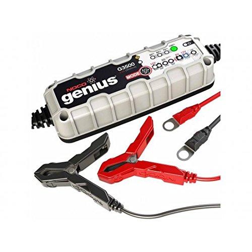 Cargador de batería NOCO Genius G3500litio 6/12V 3,5A 120Ah–Noco 010149