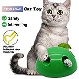 HELING Katzenspielzeug Pop Play Pet Toy Ball, interaktives Katzenspielzeug, Katzenkratzgerät Lustiges Katzenspielzeug für Cat Sharpen Claw, Katzenspielzeug für Hauskatzen