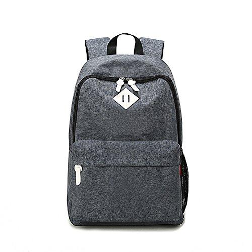 unisex-classic-college-travel-school-laptop-backpack-casual-shoulder-bag-dark-grey