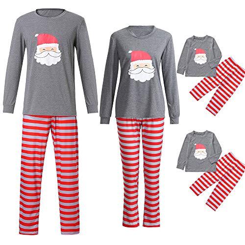 POLP Niño Navidad Santa Claus Ropa niñas Unisex