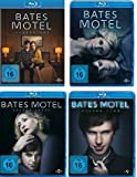 Bates Motel - Season One, Two, Three & Four im Set - Deutsche Originalware [9 Blu-rays]