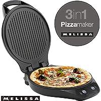 Melissa 16250069 Cocina para Pizza, Paninis y Hamburguesa