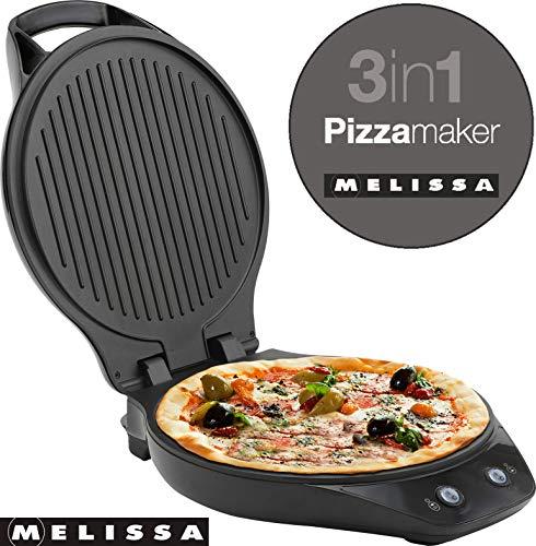 Melissa 16250069 Grill 3 en 1