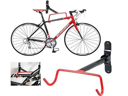 Gesu parete bicicletta Bike Storage rack ganci