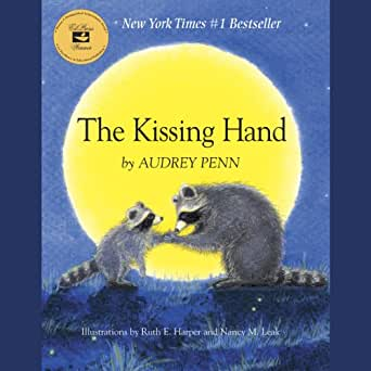 The Kissing Hand (Audio Download): Amazon co uk: Audrey Penn
