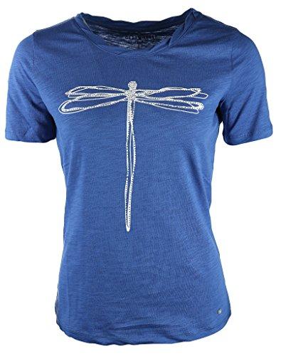 Gerry Weber Damen Shirt Blau