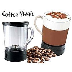 ADITYA INFO Coffee Magic Frothing Mug Make Gourmet Coffee