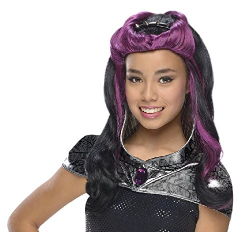 Ever After High Kinder Perücke Raven Queen