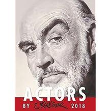 Actors by S. Krüger Wandkalender 2018