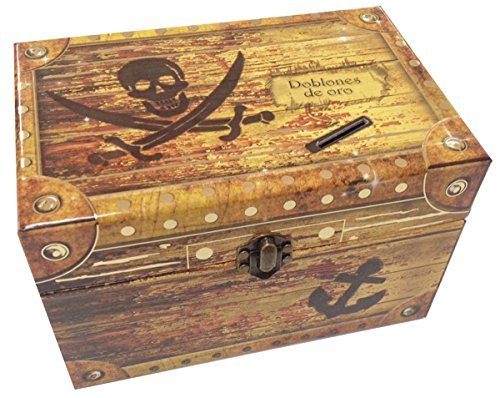 Mi cofre pirata por Susaeta Ediciones S A