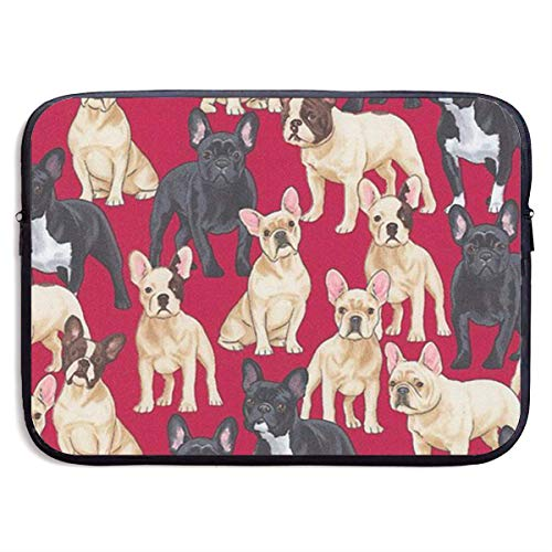 Dog, Lovely, Red 13-15 Inch Laptop Sleeve