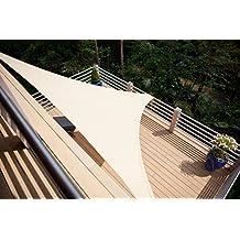 aquag tipo® toldo Arena Colores Parasol sol protección Wind Parasol diferentes formas