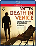 Britten: Death In Venice [John Graham-Hall, Andrew Shore, Tim Mead] [Blu-ray] [2014]