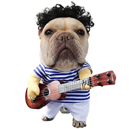 Bulldogge Halloween Kostüm Französische - Legendog Hunde Kostüm, Weihnachten Haustier Kostüme Bekleidung Cute Cosplay Hund Katze Verkleiden Kleid Hundekleidung Verkleiden Partei Dressing bis Kleidung ...
