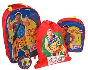 Something Special Luggage Set | Mr Tumble Travel Bags