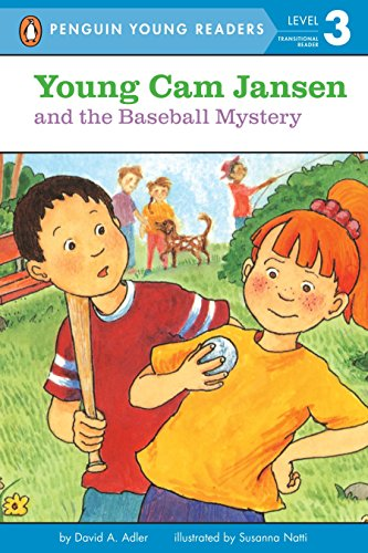 Young Cam Jansen and the Baseball Mystery (Penguin Young Readers, L3)