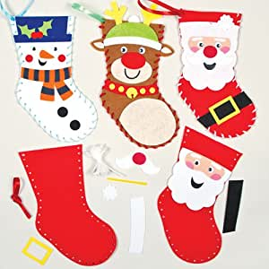 Craft Christmas Stocking Kits