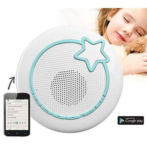 Baby Stars - Babyphone Wifi via Smartphone Ecoute bebe Audio BabyStars SnuMee Rock2sleep
