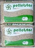 30 kg Pellets Sackware Holzpellets Heizpellets DIN Plus A1 EN Plus