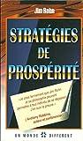 Strategies prosperité - Un Monde différent - 30/12/1998