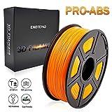 Orange ABS druck filament, maßgenauigkeit +/- 0,02mm, 1 kg/Spule, 1,75mm, umweltfreundlich filament Geeignet für 3D Drucker / 3D Druck Stift
