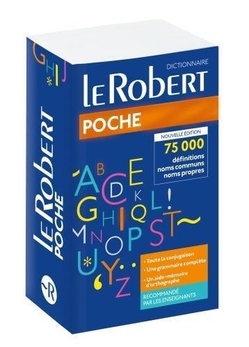 Le Robert De Poche 2018: Paperback edition (Les Dictionnaires Generalistes) par From Le Robert