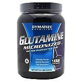 Dymatize, Glutamina, Neutro, 1kg - 517TxFZTpnL. SS166
