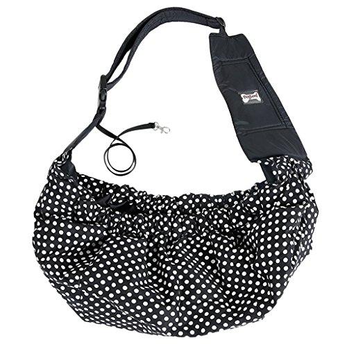 Baoblaze Haustier Hund Schultasche Tragetasche Outdoor Reise Handtasche für Hündchen Katze - 2 # (Welpe, Handtasche Handtasche Hund, Zubehör)