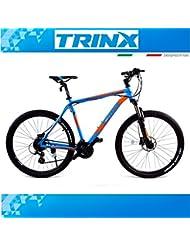 'Mountain Bike Bicicleta trinx C 600Challenger 27,5MTB 24velocidades Shimano Altus Bike Bicicleta Mountain Bike Aluminio Hardtail trinx Bikes nuevo