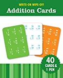 Write-On Wipe-Off Addition Cards (Write-On Wipe-Off Learning Cards)