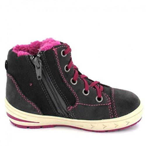 Indigo bottes, couleur :  gris/rose Gris - Gris