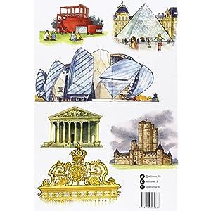 Acuarelas de viaje de París
