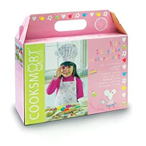Cooksmart Girls Chef Set (mousey), 12 Piece