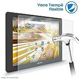 KARYLAX Protection d'écran Film en Verre Nano Flexible pour Tablette Archos Core 101...