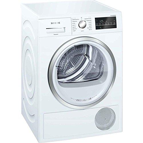Siemens Extraklasse WT46W491GB 9kg Condenser Tumble Dryer
