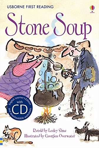 Stone soup. Con CD Audio (First Reading Level 2)