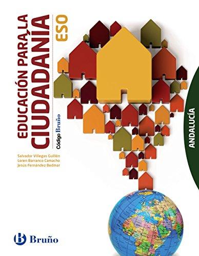 Código bruño educación para la ciudadanía eso andalucía