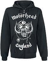 Motörhead England Kapuzenjacke schwarz