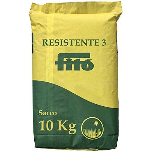 Resistente 3 sementi fito' sacco 10 kg.