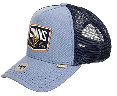 DJINNS - Nothing Club (slate) - Trucker Cap Meshcap Hat Kappe Mütze Caps